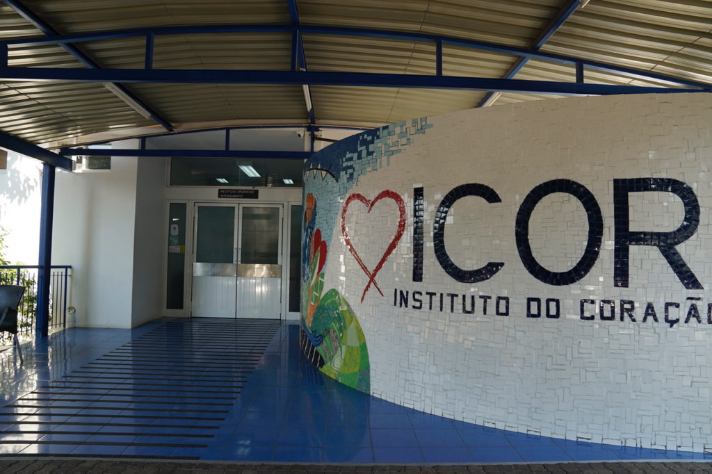 ICOR, Instituto do Corarçao à Maputo