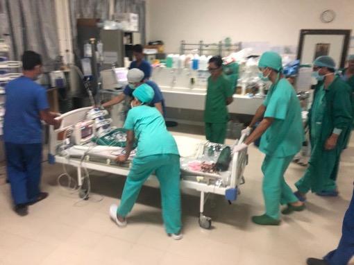 Im Operationssaal