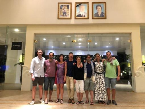Die Heldinnen und Helden von Siem Reap 2019